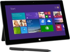 Microsoft Surface Pro 2 | Starting at $899 Windows 8.1, Microsoft Office Suite, Stylus Pen, compatible w/ legacy Window software