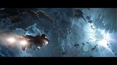 ArtStation - The Avengers: Iron-Man, Aaron McBride