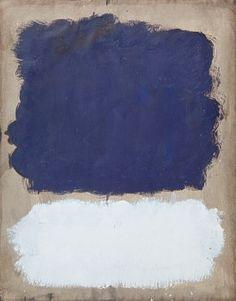 ^Mark Rothko (1903-1970), Gray, White, Purple, 1960, Didrichsen Art Museum