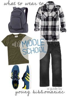 middle school style for boys - Google Search