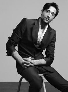 Adrian Brody - his grace, his eyes, his soul!