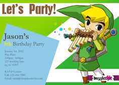 Click here to download free printable legend of zelda birthday hey i found this really awesome etsy listing at https stopboris Gallery
