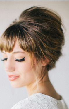wedding hair on Pinterest | Bohemian Bride, Braided Crown ...