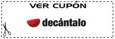 Código descuento Decántalo - Ver más: http://buscacupones.es/codigo-descuento-decantalo/