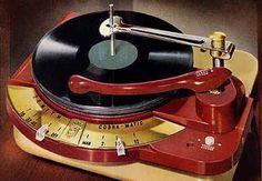 Zenith Cobra-Matic Record Changer 1950