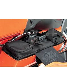 Hill Country Customs Hard Saddlebag Luggage Liner Set for 1993-2013 Harley Davidson Touring models – HC-01-0771