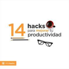14 recomendaciones que te ayudarán a ser más productivo y aprovechar mejor tu tiempo  http://on.fb.me/1ERlYYs