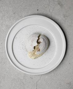 This savory dessert is by Mexican chef Enrique Olvera and featured on the menu of his New York City restaurant, Cosme.