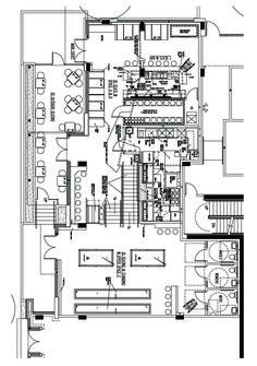 Blueprints of restaurant kitchen designs pinterest restaurant capitol cider 2nd location floor plan designed by lu s design associates malvernweather Choice Image