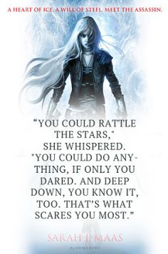 Life of a bookworm: The Assassin's Blade & Throne of Glass by Sarah J. Maas