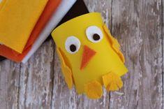 easter crafts for kids Easter Crafts For Kids, Drink Sleeves, Diy, Bricolage, Do It Yourself, Fai Da Te, Easter Crafts Kids, Diys
