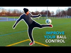 Improve Your Touch - Ball Control Tutorial - 5 Simple Football Exercises by Kreisliga-Legenden - YouTube