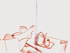 how to make time for drawing everyday-sketchbookskool