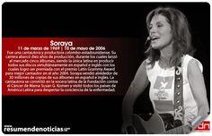 #Soraya - #Colombia