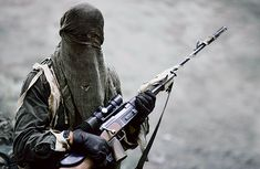 Sniper. Unsure who or where. Maybe fallout?  -Badass.
