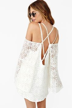 Padang Crochet Dress on Chiq  $268.00 http://www.chiq.com/jens-pirate-booty/padang-crochet-dress