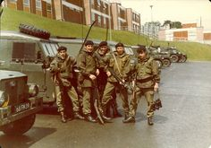 QRH Northern Ireland British Armed Forces, British Soldier, Good Old Times, The Good Old Days, Troops, Soldiers, British Army Regiments, Northern Ireland Troubles, Lest We Forget