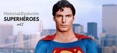 Historia y evolución de Superman #blog #tienda #disfraces #online #carnaval #halloween