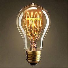KINGSO E27 40W 220V A19(23 Anchors) Edison Lampe Warmweiß Vintage Stil Edison Glühbirne Retro Licht Vintage Bulb Antik KingSo http://www.amazon.de/dp/B00VUSX4Y0/ref=cm_sw_r_pi_dp_GGiDwb0757KN5