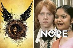 "SPOILERS (18 ""Cursed Child"" Moments Which Honestly Make No Sense)"