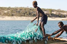 Fishing Communities Put the Heat on Climate Change Talks - Wildlife Conservation Society