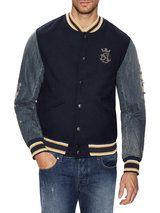 J-Petro Varsity Jacket