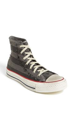 Converse Chuck Taylor® All Star® High Top Sneaker studded (lightly)