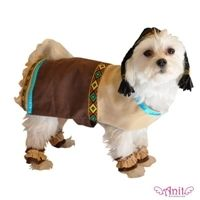 Indian Dog Costume $32.99