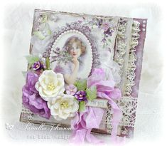 My Little Craft Things: Pion Design - Bouquet For You