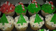 lindos y ricos cupcakes!!!