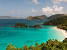 While most of America's national parks are more about adventure than relaxation, the Virgin Islands National Park offers equal amounts of both. Whether you want to hike or lounge on the beach, windsurf or leisurely snorkel, the island's accommodations have you covered. And if you're not in the mood for camping, the park even offers a luxury resort with fine dining options, tennis, and spa packages.