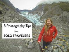 Are you a solo traveler? Check out my top 5 tips for taking photos on the road.