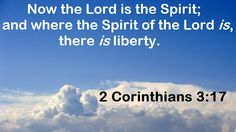 Good Morning from Trinity, TX Today is Friday October 2, 2015  Day 275 on the 2015 Journey  Make It A Great Day, Everyday! Enjoy Liberty in the Lord Today's Scripture: 2 Corinthians 3:17 https://www.biblegateway.com/passage/?search=2+Corinthians+3%3A17&version=NKJV  Now the Lord is the Spirit; and where the Spirit of the Lord is, there is liberty. Inspirational Song https://youtu.be/zti8ztBfiAk