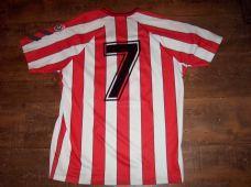 1990 1991 Southampton #7 Le Tissier Home Football Shirt Adults Medium