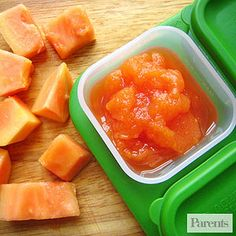 Homemade fruit purees are filled with essential vitamins and nutrients for your baby. Learn how to make 13 favorites at home with our easy step-by-step guides.
