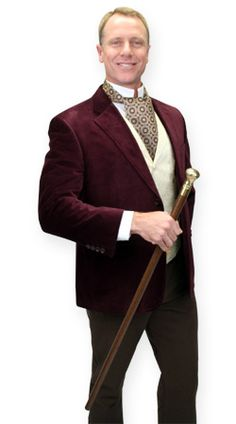 Gentlemans Emporium -- Mens Edwardian Clothing -- Royce Bentley Stanwyck III, Bon Vivant