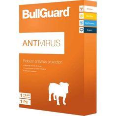 برنامج BullGuard Antivirus للحماية من الفيروسات وملفات التجسس