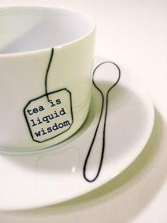 Tea is...
