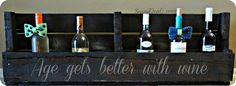 DIY: How To Make A Wine or Magazine Rack Out of a Wood Pallet (Step by Step Tutorial w/ Pictures) | SassyDealz.com