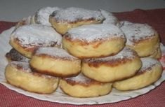 Slovak Recipes, Ukrainian Recipes, Hungarian Recipes, Russian Recipes, No Dairy Recipes, Cooking Recipes, Dessert Drinks, Dessert Recipes, Swiss Roll Cakes