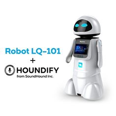 SoundHound Inc. and Shenzhen Tanscorp Technology Co. Unveil Robot an Intelligent Family Service Robot Powered by Houndify Voice and… Intelligent Robot, Intelligent Technology, Technology Photos, Technology Gadgets, Medical Technology, Energy Technology, Ai Robot, Learn Robotics, Smart Home Control