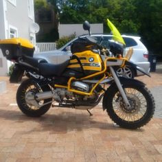 Dec SPECIAL! 1997 BMW 1100 GS unique offroad classic | Sandton | Gumtree South Africa | 148990498