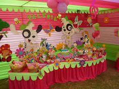 mesas dulces para cumpleaños - Buscar con Google
