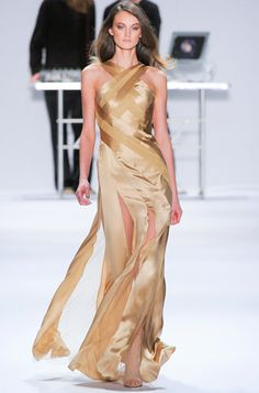 Carlos Miele Ny Fashion Week Runway Show Weeks Nova