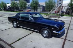 Ford - Mustang Hardtop Coupe - 1966