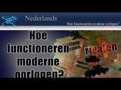 Hoe functioneren moderne oorlogen? | Nederlands | klagemauer.tv
