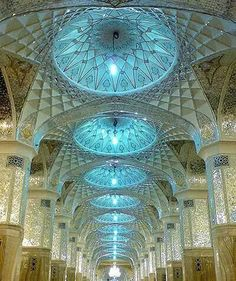 Allah Verdi Khan Mosque. Mashhad Iran. | best times&places ...
