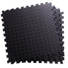New 54 Tiles 216 Sq Ft Interlocking EVA Foam Floor Mat Flooring Gym Playground G
