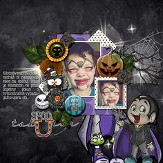 kit: Say Booo! Bundle Collection by Paty Greif https://www.pickleberrypop.com/shop/product.php?productid=40428&page=1  template: Pumpkin Patch by Dagi's Temp-tations http://store.gingerscraps.net/Pumpkin-Patch.html