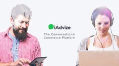 iAdvize est une plateforme de Commerce Conversationnel permettant aux entreprises d'engager leurs clients & prospects sur un site ou les réseaux sociaux !